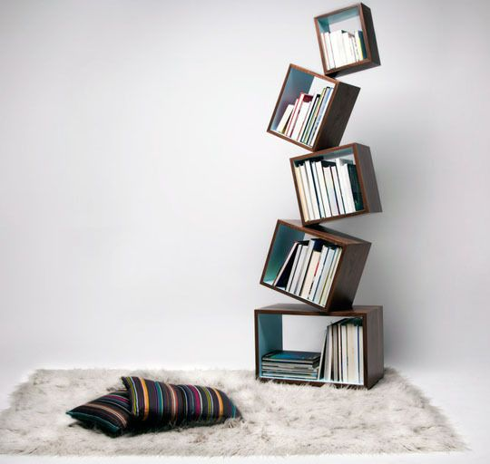 Wonderful 5 Crazy Bookcases For Your Kids. Bookshelf DesignBookshelf IdeasCreative  BookshelvesBook ... Amazing Pictures