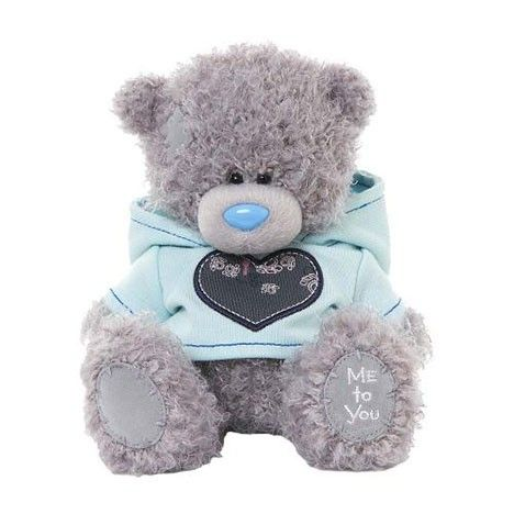 Tatty Teddy Bear Me To You Heart Hoodie. Available @ Li'l Treasures $22. (International Shipping available)