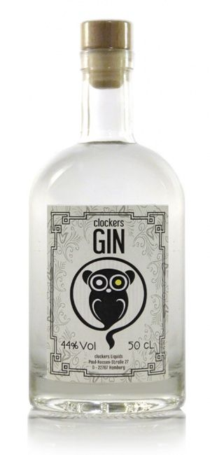 Clockers Gin (Hamburg) PD
