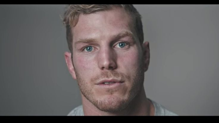 May 26, 2016 - NewNowNext.com - Rugby player David Pocock flexes muscles against homophobia in Dove commercial