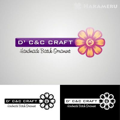 Jasa desain logo online - Jasa desain grafis online Hakameru.com