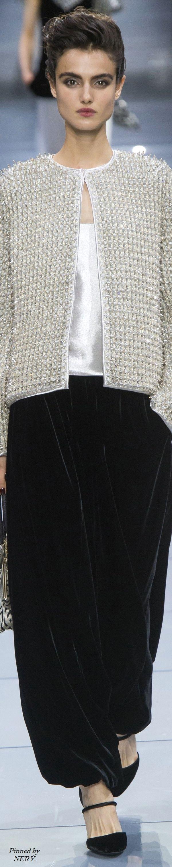www.2locos.com Armani Privé Couture Fall 2016