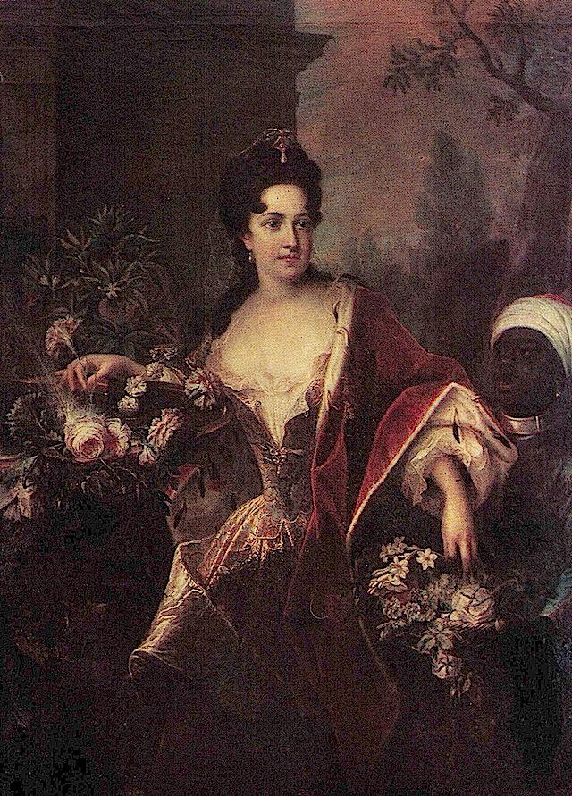 1705 Anna Konstancja Cosel