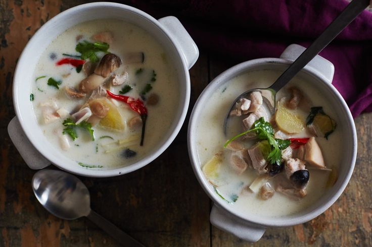 How To Make Tom Kha Gai: The Best Method for Most Home Cooks — Cooking Lessons from The Kitchn | The Kitchn (www.ChefBrandy.com)