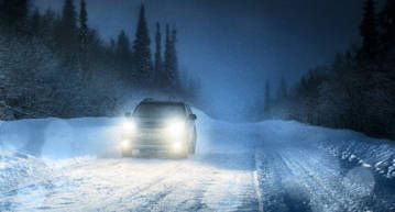 Emergency Car Kit For Winter Driving Safety