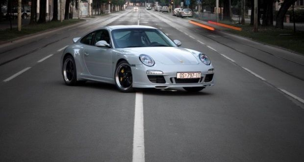 2010 Porsche 911 / 997 Sport Classic - One of only 250 produced