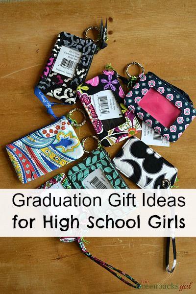 Graduation Gift Ideas for High School Girls