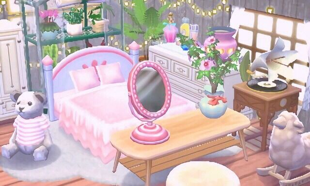 Tealeify A Bedroom Filled With Magic Animal Crossing