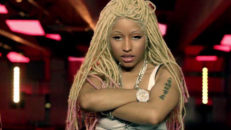 Nicki Minaj In Faux Locs Still From Birdman S Video Quot Y U