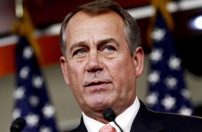 John Boehner renunciará a su cargo a fines de octubre. El presidente de la Cámara de Representantes del Congreso estadounidense dejará su cargo. http://www.argnoticias.com/mundo/item/37813-john-boehner-dejar%C3%A1-su-cargo-a-fines-de-octubre