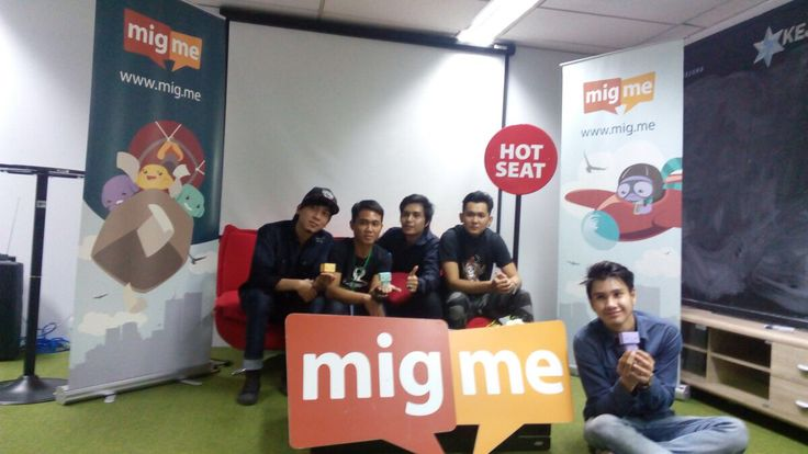 Migme event