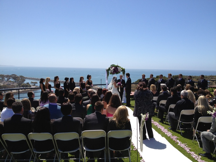 Chart house dana point wedding pictures