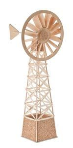 wind turbine Kit for Children to Promote Your by Kidswoodgame