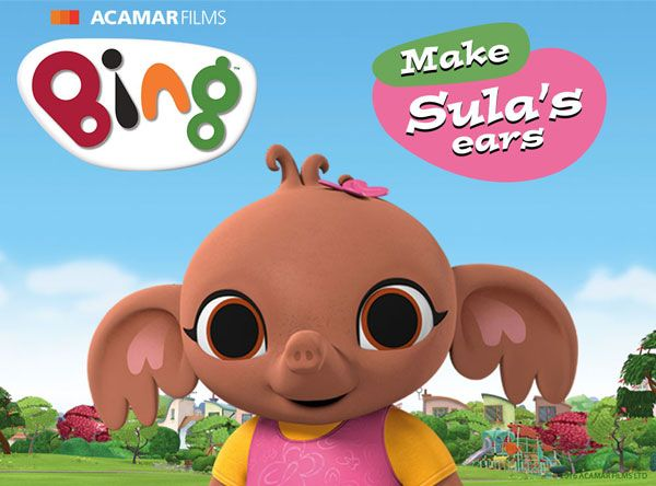 Make Sula's Ears!