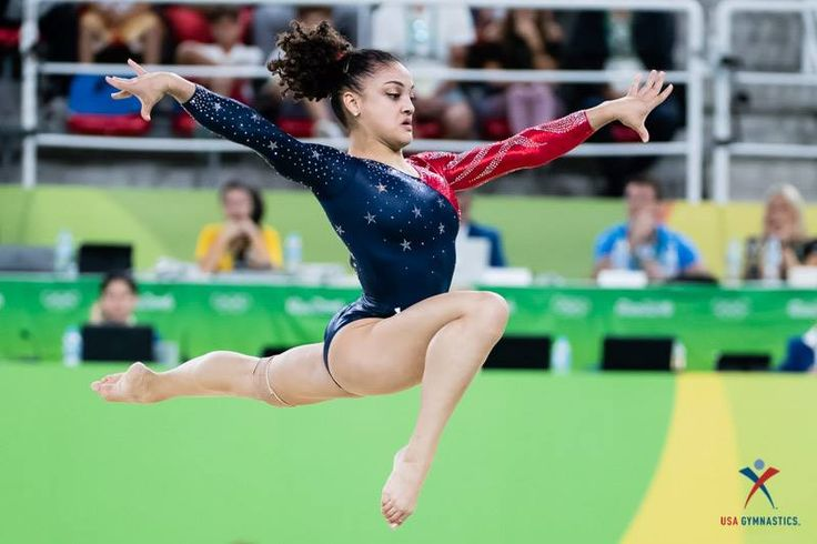 2016 Rio Olympic Games Qualifications--Laurie Hernandez