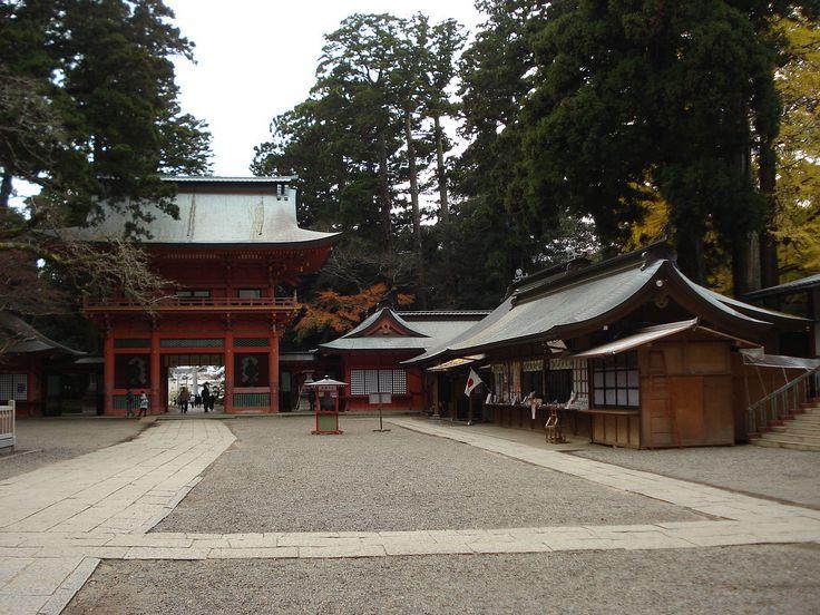 Kashima-jingu romon gate - Kashima (Ibaraki) – Wikipedia