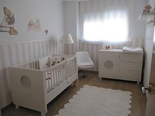 dormitorio bebé niña | Decorar tu casa es facilisimo.com