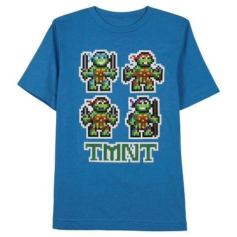 Boys' Teenage Mutant Ninja Turtles Graphic T-Shirt