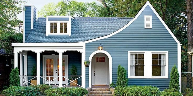 Best Exterior House Paint Colors 2018 Most Popular