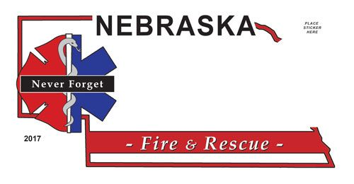Nebraska Department of Motor Vehicles - Specialty Plate Ordering