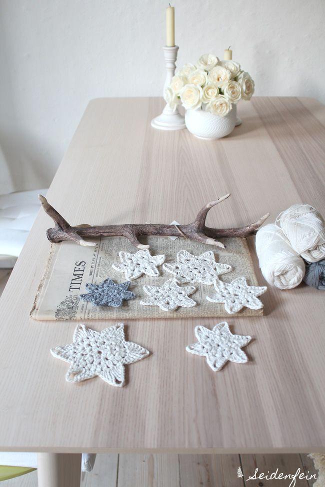ber ideen zu h keln an weihnachten auf pinterest. Black Bedroom Furniture Sets. Home Design Ideas