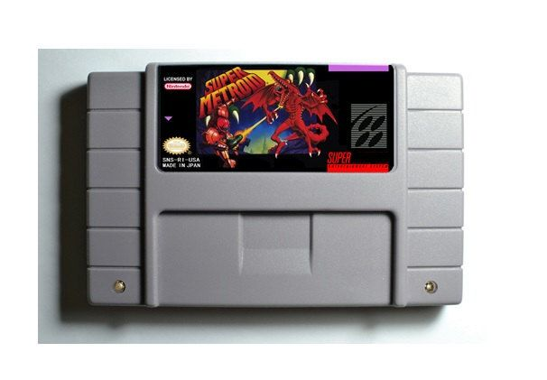 Super Metroid SNES 16-Bit Game Reproduction Cartridge USA NTSC Only English Language w/ Save Function (Tested Working)  (Please take note that this item is coming from Hong Kong, China and delivery takes 11 to 24 working days)  Description:  - ...