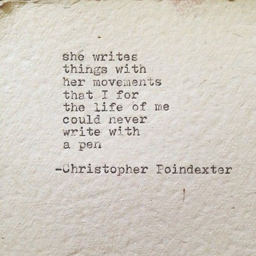 The universe and her, and I poem #72 written by Christopher Poindexter