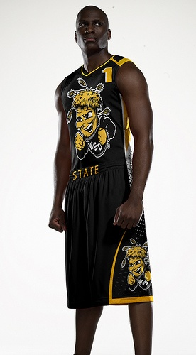 shockers 9 #marchmadness #jordan #nike #wsu #wichitastate #upset #bracketbuster #movalley #shockers