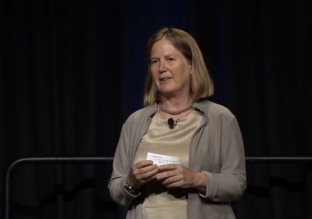 Diane Greene is a super successful entrepreneur in Silicon Valley. Former CEO of VMware, on the Board of Directors for Google, and more.