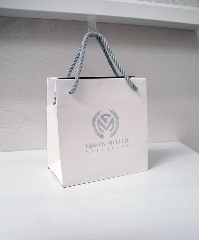 シンプルで高級感ある紙袋   オリジナル紙袋印刷・手提げ袋・製造印刷 berry B ベリービー