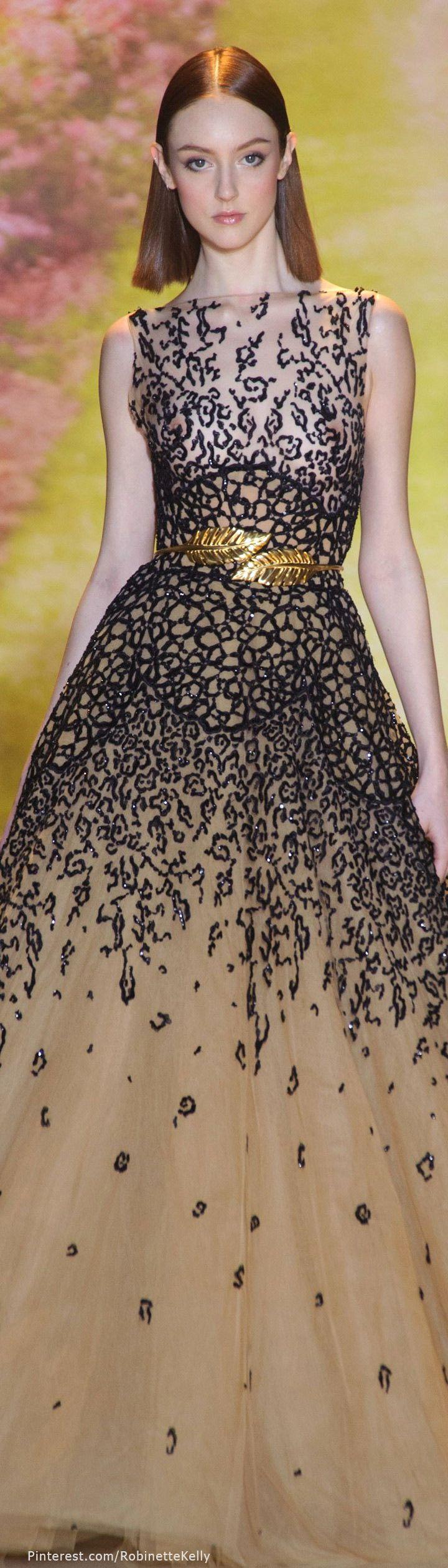 Zuhair Murad Haute Couture   S/S 2014