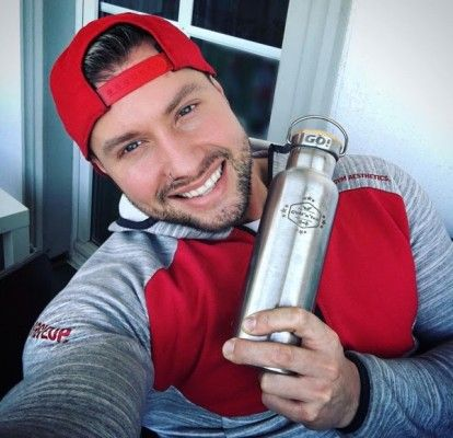 Die beste Edelstahl Trinkflasche! - YuboFiT gym-tea professional® - https://www.yubofit.com/trinkflaschen/17/gym-n-tea-vintage-classic-edelstahl-trinkflasche-sport-bambus-600-ml
