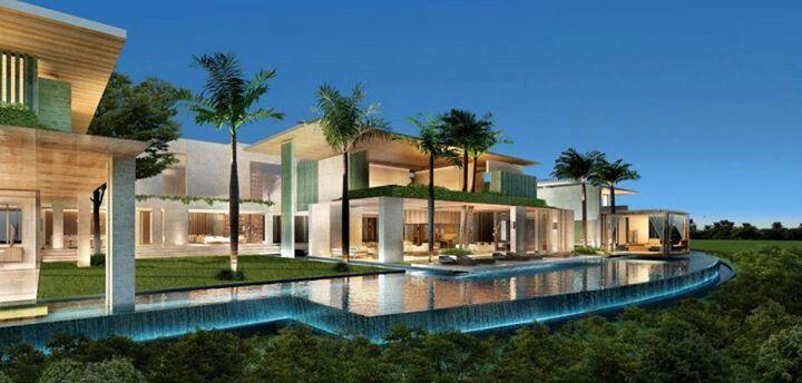 Beautiful Home In Dubai Amazing Building Pinterest