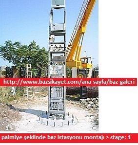 www.bazsikayet.com Ağaç gizlemeli baz istasyonu montajı