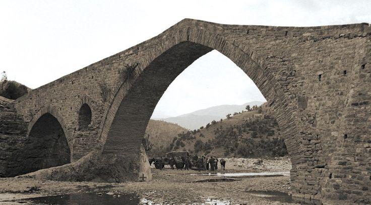 Bridge Zerma or Kantsiotiko/ Γεφύρι Ζέρμας ή Καντσιώτικο