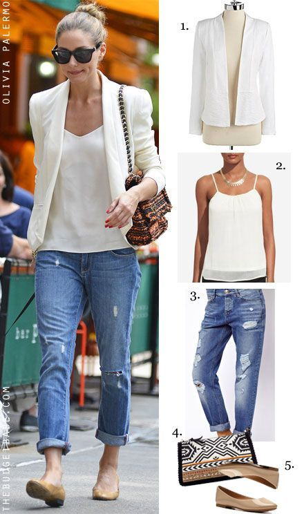 How to style boyfriend jeans. Fashion for the Modern Mom Jo-Lynne Shane