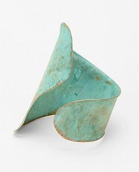 Wrap Around Cuff In Turquoise