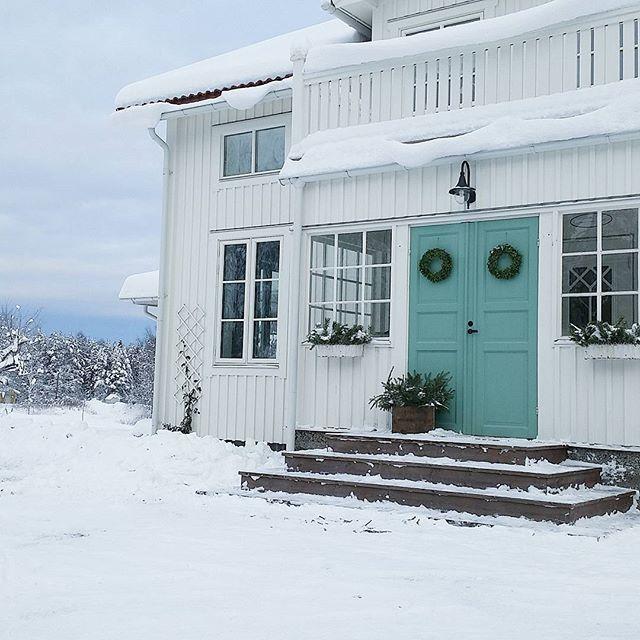 Shabby and Charme: In Svezia a casa di Caroline