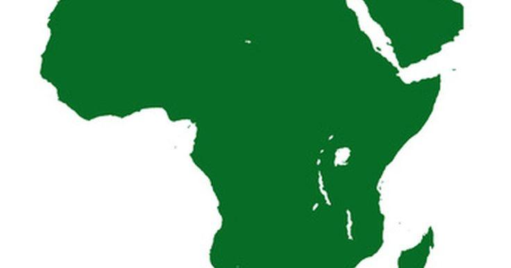 Historia de la envoltura africana para la cabeza