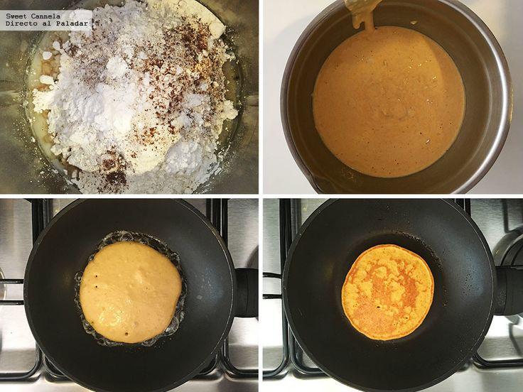 Hot Cakes De Camote 2