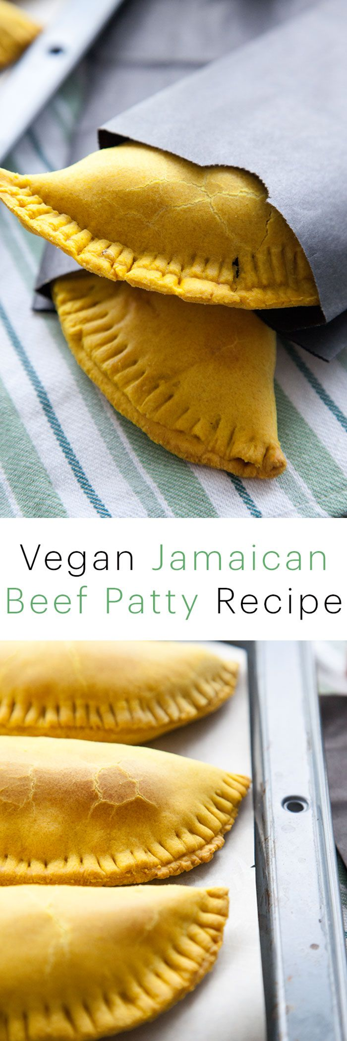 vegan jamaican patty recipe