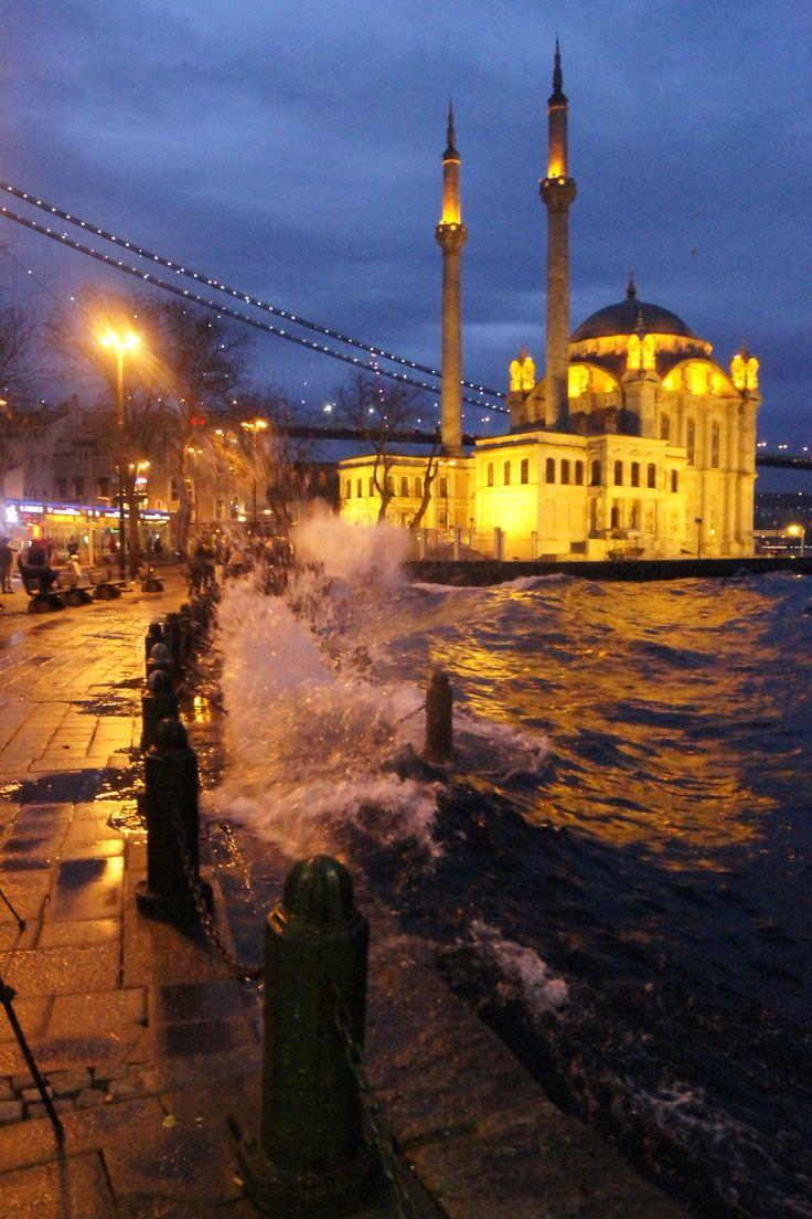 Ortaköy, 2015 baharı