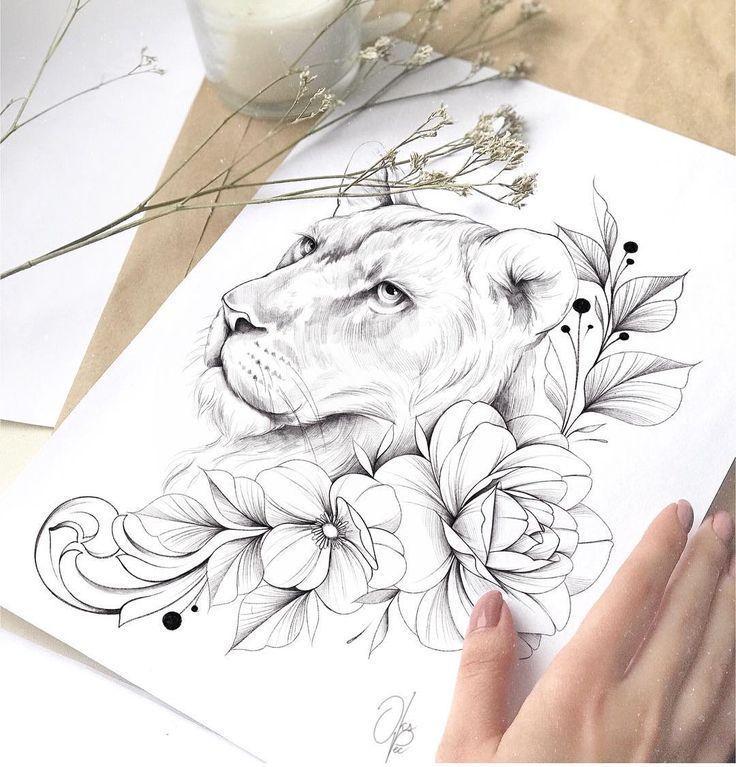 Ich erinnere Sie daran dass ich gerne arbeiten werde und #tattoos #flowertattoos #flowertattoos