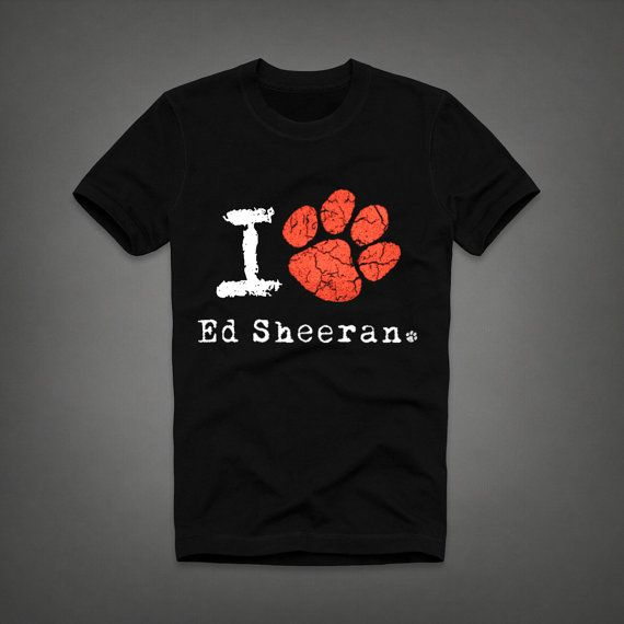ed sheeran men top tee tshirt shirt size s m l xl screen. Black Bedroom Furniture Sets. Home Design Ideas