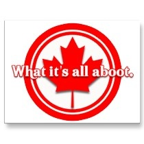 """MYTH: all Canadians say """"aboot""""  FACT: Canada is a big country with different people who speak many different languages with different dialects"""