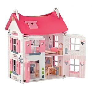 Maison de poupées Mademoiselle Janod - Jouets écologiques
