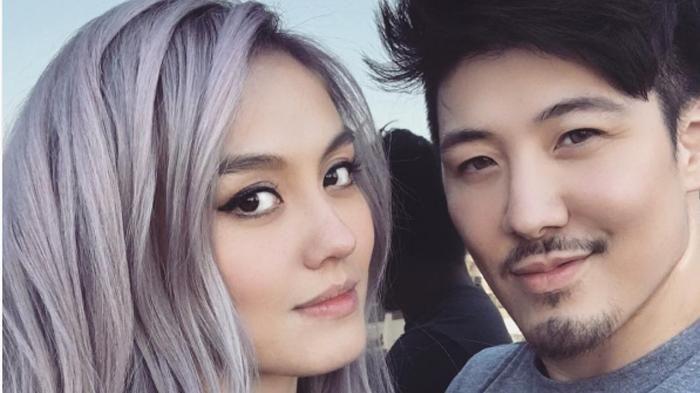 Instagram Agnez Mo - Ubah Warna Rambut Lagi, Kekasih Wijin Ini Banjir Pujian