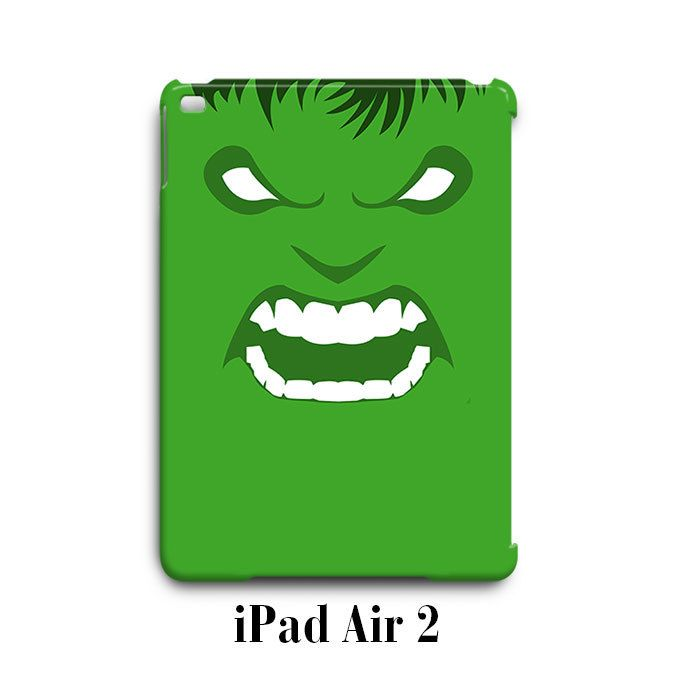 Hulk Marvel Cartoon iPad Air 2 Case Cover Wrap Around