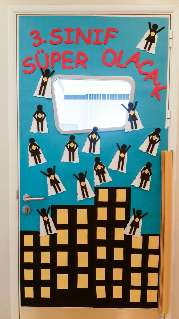 Sınıf kapısı