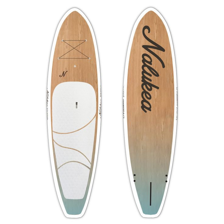 "Beautiful Desginer's stand up paddle board, Nalukea Stand Up Paddle Board ""Journey"" (Luna) SUP Boards, Stand Up Paddle Boarding, Cute SUPs."